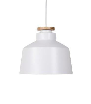 Lámpara de techo ARTANA blanco Ø30cm