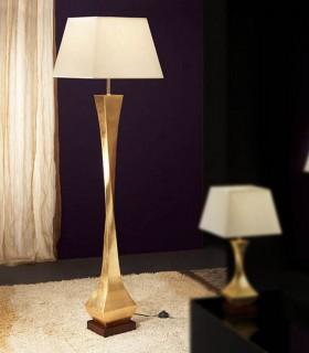 Lámpara de pie DECO oro 1 luz - Schuller