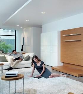Imagen de ambiente Foco Empotrable FORMENTERA  LED 7W Blanco Basculante Mantra