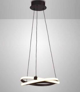 Lámpara de techo INFINITY Led Forja 30W 2800K Mantra