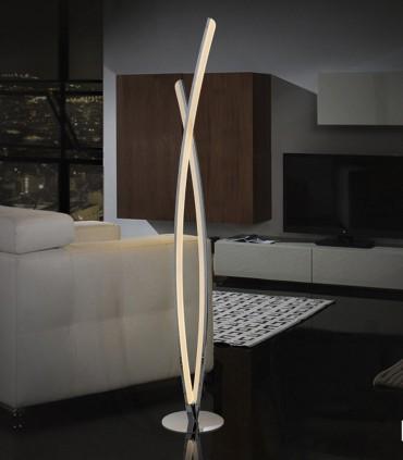 Lámpara de pie Led LINUR 26w - Schuller 736210
