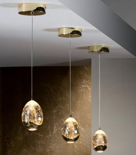 Lámpara ROCIO 1 LED oro - Schuller
