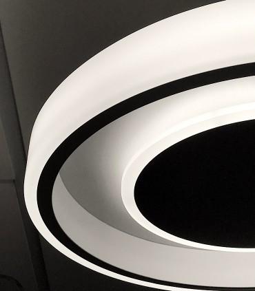 Plafón MOCA 30w LED 6785 de Mantra Iluminado