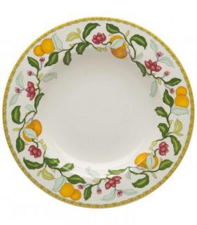 Juego 6 platos  hondos 22,7 cm Vista Alegre Algarve