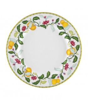 Juego 6 platos de postre 21 cm Vista Alegre Algarve