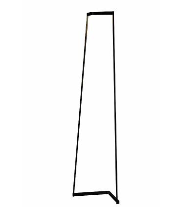 Lámpara pie Minimal negro 7283 Mantra