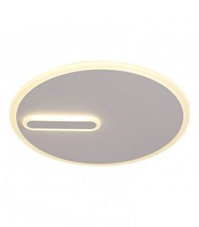Plafón-Aplique Clock 40W 4000K 6671 Mantra