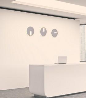Imagen de ambiente Plafón-Aplique Clock 30W 4000K 6670 Mantra