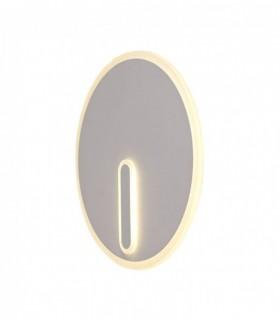 Plafón-Aplique Clock 30W 4000K 6670 Mantra