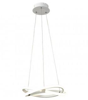 Lámpara de techo INFINITY Blanco Led 30W 2800K Mantra