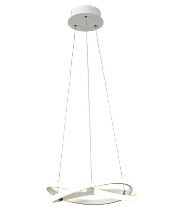 Lámpara de techo INFINITY Blanco Led 30W 2800K 5993 Mantra
