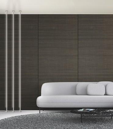 Imagen ejemplo de composición con 3 Lámpara pie Vertical Blanco Led 7349 Mantra