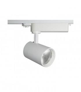 Foco de carril LC004 Blanco para Uso Intensivo 33W YLD
