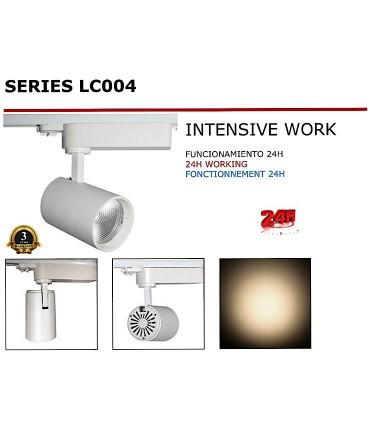 Imágenes Foco de carril LC004 Uso Intensivo 33W YLD