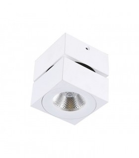 Foco superficie orientable 360º Led 7W Blanco YLD LC1329