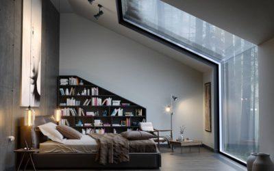 Ideas para iluminar un dormitorio