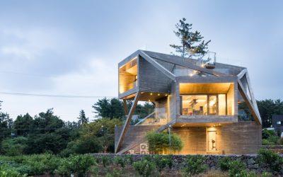 Que luces escoger para una casa moderna