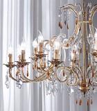 Lámparas de techo elegantes